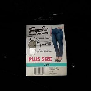 Seven7 Tummyless Plus Size 24W